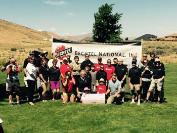 Bechtel community outreach for Badger Mountain