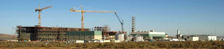 about Hanford VIT Plant
